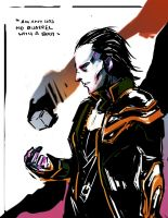 Loki Coloured by some-zod