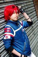 Bulletproof Heart - Party Poison Cosplay by Gaze-Chibi