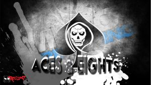 Aces and Eights PS Vita by RedScar07