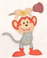 AOSTH- Coconuts' Plunger by Cavity-Sam