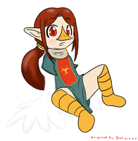 Medli art by bluelimelight