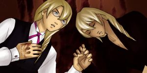 Kristoph x Klavier - Perfect by KarniMolly