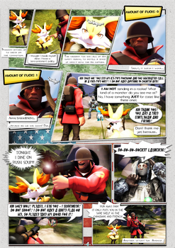 TF2 Pokemon - Something patriotic this Way comes by BrolyNo1Consorter