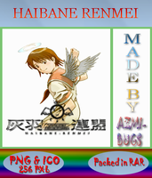 Haibane Renmei - Anime icon by azmi-bugs