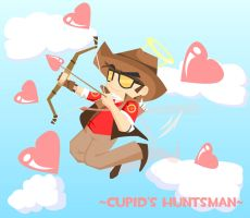 CUPID'S HUNTSMAN by cutekakashi