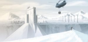 Arctic Outpost 571 by Lawnz