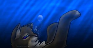 Sinking by InvaderTigerstar