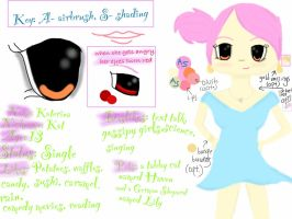 Katerina Ref Sheet by xXSitaChanXx