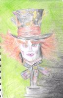 Mad Hatter by audreydoesstuff