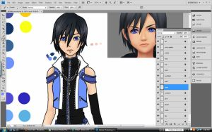 WIP _ Xion: Gear ReVamp by T0K0