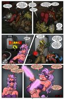 FIRST MISSION PG22 by Eggplantm