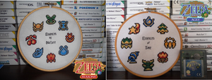 The Legend of Zelda: Oracle of Ages/Seasons by GameofThreads