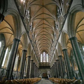 Salisbury Cathedral by uin