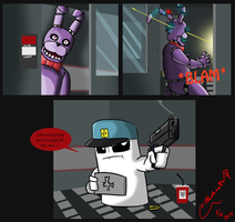 Halloween special 2014 (1) by AlexLive97