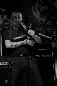 Pade Kistler of Eluveitie by WastedTears13