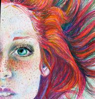 Anna The Ginger by art-katy