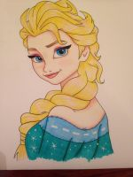 Elsa-Frozen by Yachiru-likes-candy