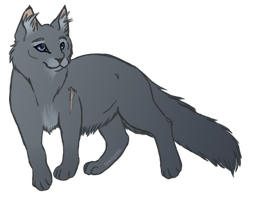 WARRIORS: Bluestar by diabllllo