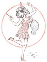 Flapper Jasmine by tombancroft