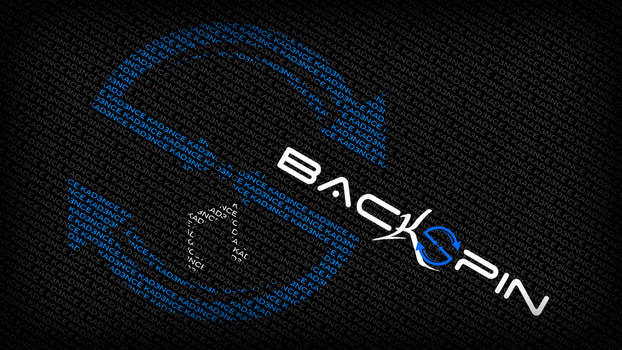 Backspin Logo/Typography Wallpaper/Thing by OverdrivenZX
