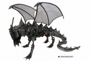 DRAGONHEART by ironheartram