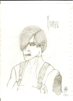 Leon request by Xitemorizel