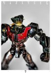 Mazinger1901 (78) ex4 c+ by AngeloFalconio