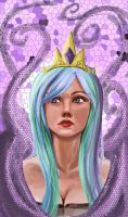 Princess Celestia speed paint by raptor007