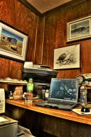My Livingspace in HDR by Snapperz