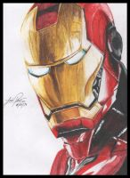 Iron Man by YochanArt