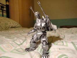 S.H Monsterarts Super Mechagodzilla by GIGAN05
