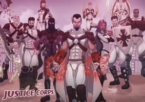 Justice Corps by Juggertha