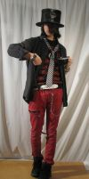 Mad Hatter 32 by ThePropagation3