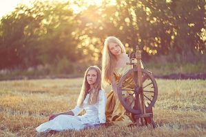 sisters by Anna1Anna