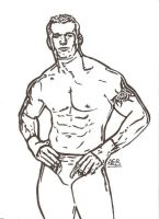 Randy Orton by SwampedTruth