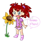 Com: Sammy and the Snail by Natsumi-chan0wolf