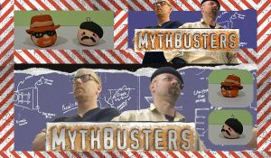 Mythbusters by Jennol