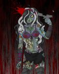 Die For Me, Living Dead Girl by Emerarudo-chan