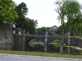 'Thirty' Japanese Pics - Bridge of the Emperor by LordNobleheart