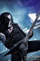 Immortal - Abbath II by Infernalord