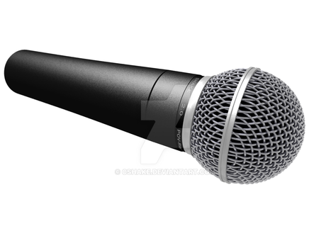 Microphone by cshake