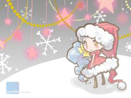 101225 xmas by bara-chan
