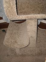 Cat Tree Stock 5 by Orangen-Stock