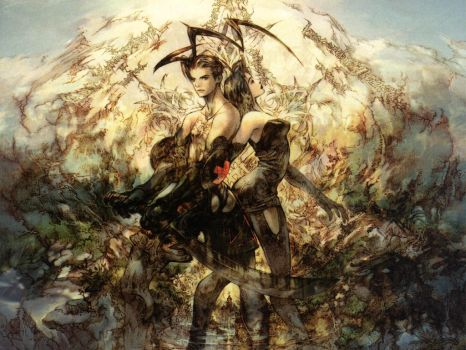 My Wallpaper - Vagrant Story by GilianSeed