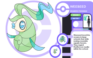 Weeseed by Cerulebell
