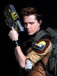 Borderlands Axton Cosplay by Kal-Art