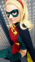 Robin: Stephanie Brown I by Aigue-Marine