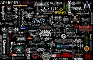 Collage de Metal 2 by GeoAxon
