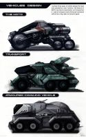 Vehicle design 05082013 by WarrGon