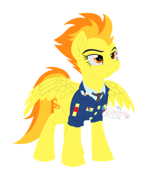 A Pony in Command -ATG 2016- WIP by Inurantchan